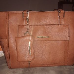 Steve Madden purse with coin purse